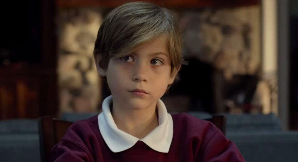 Jacob Tremblay - O Sono da Morte