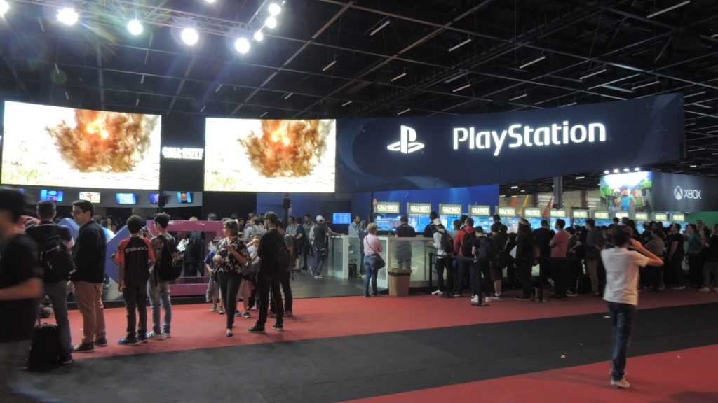 BGS 2016 - Playstation