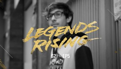 Legends Rising - Revolta