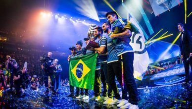 ESL Pro League CS:GO | SK Gaming