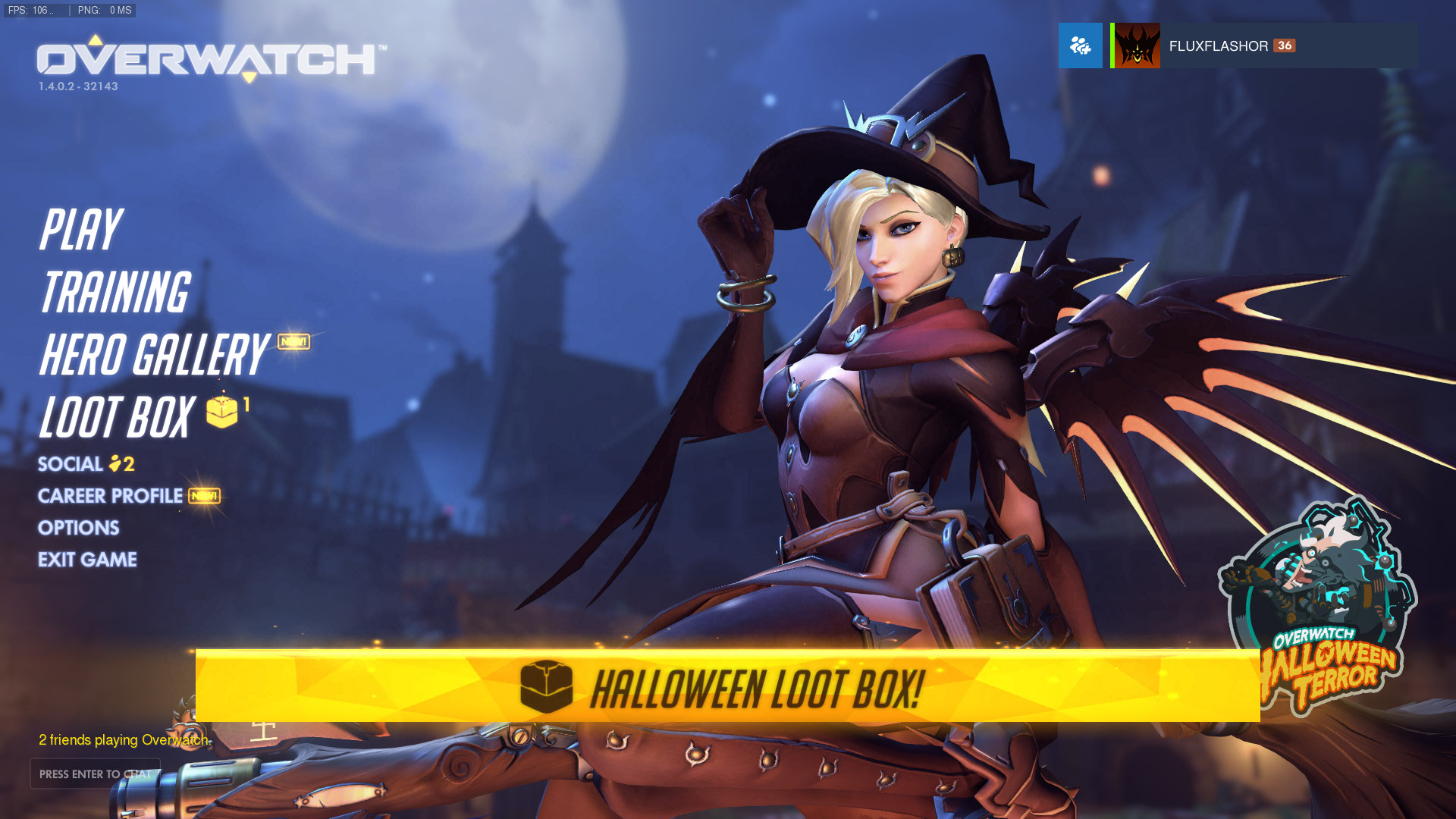 Skins de Halloween do Overwatch reveladas!