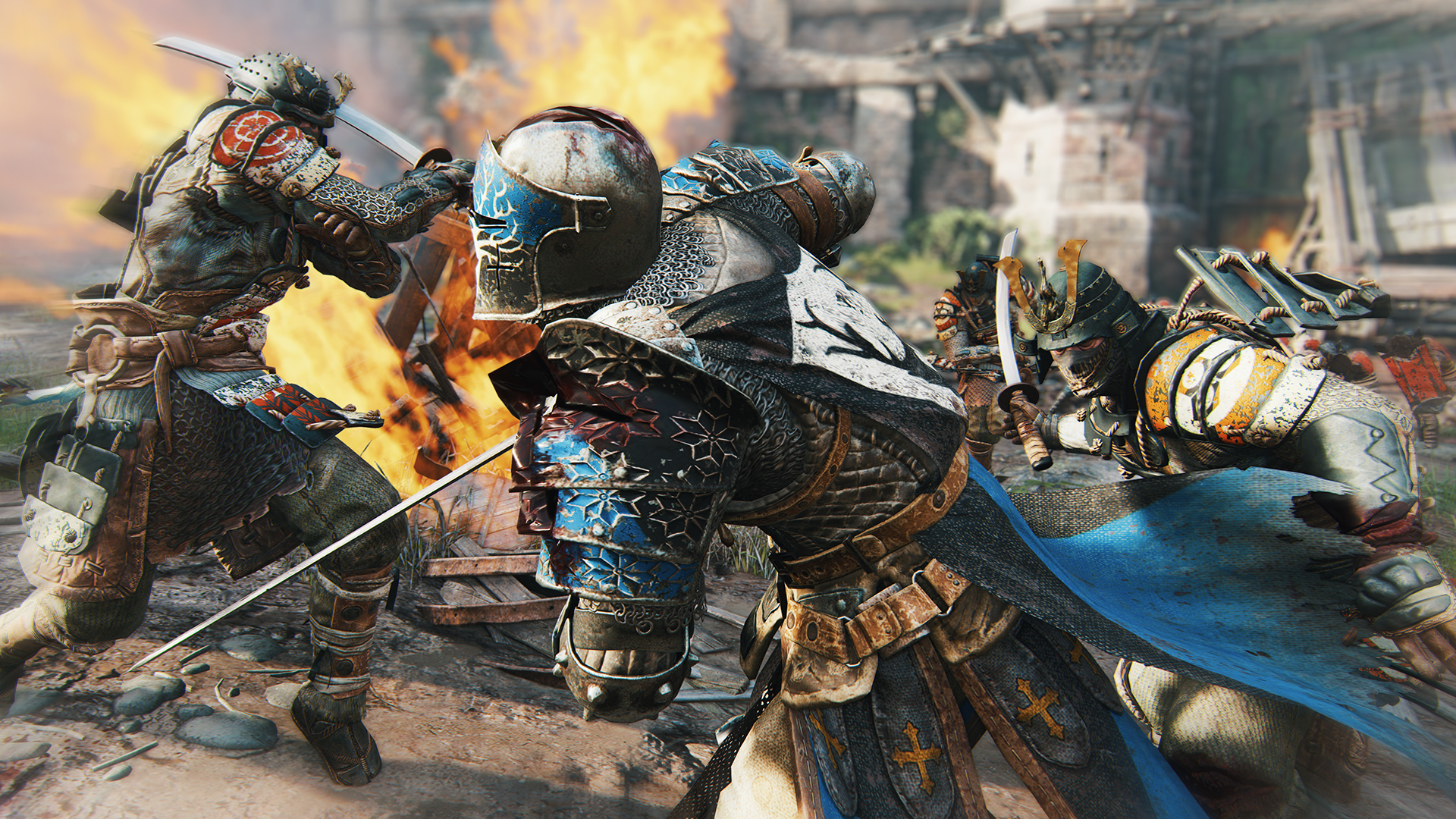 For Honor: o novo game online da Ubisoft