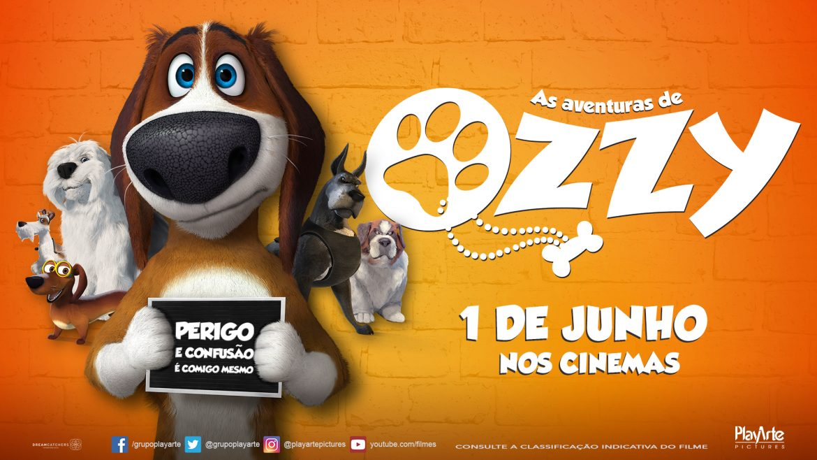 As Aventuras de Ozzy | nova animação da PlayArte