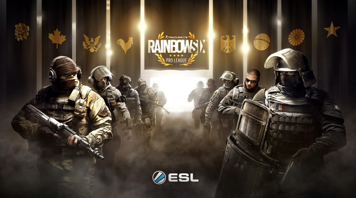 RAINBOW SIX SIEGE | V3 Masters é a primeira classificada para as semifinais da Pro League