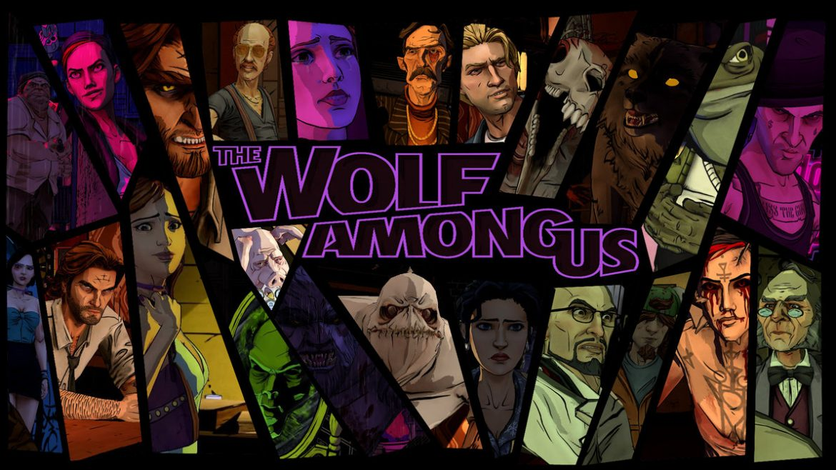Jogue: The Wolf Among Us