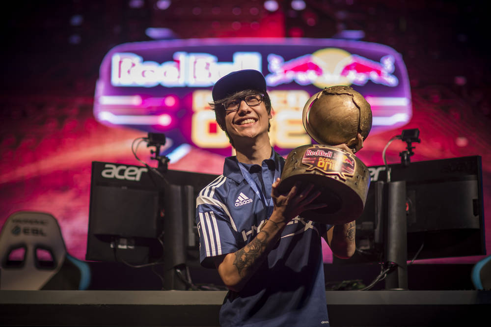 Red Bull Player One