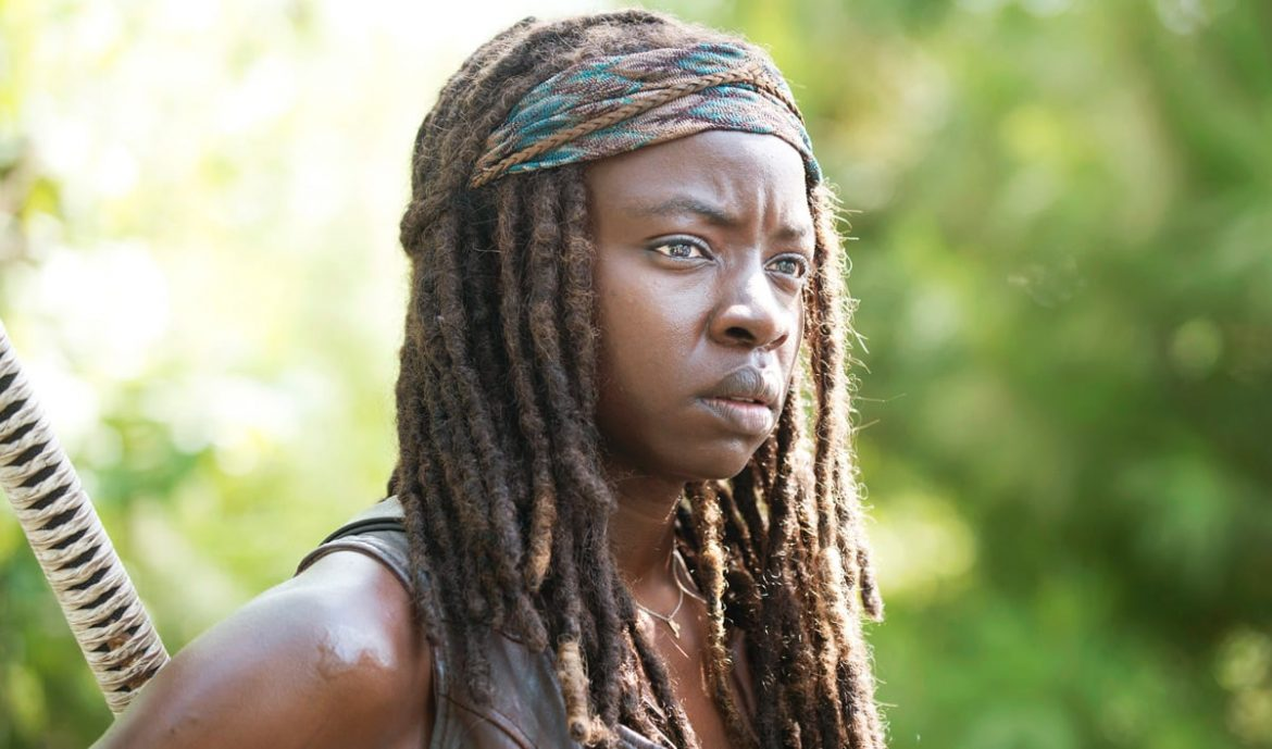 CCXP 2017 confirma presença de Danai Gurira, a Michonne de The Walking Dead