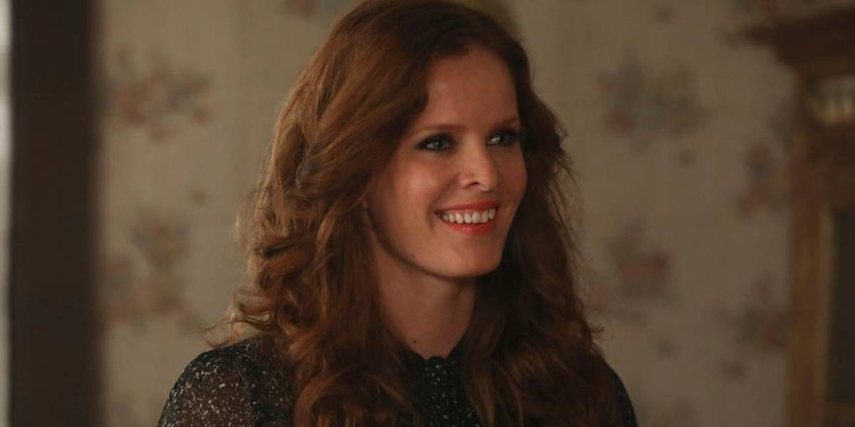 Rebecca Mader, de Once Upon a Time, retorna à CCXP 2017