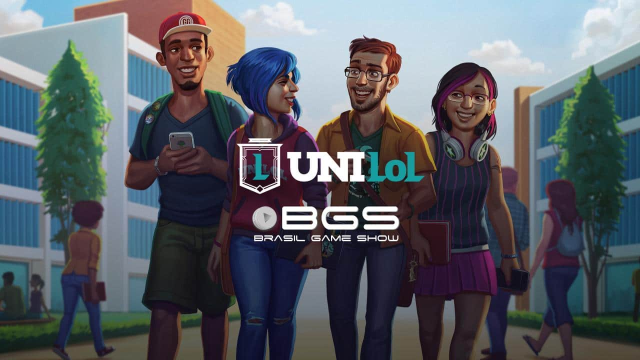 Riot Games leva UNILoL para Brasil Game Show e promove desafio universitário de League of Legends