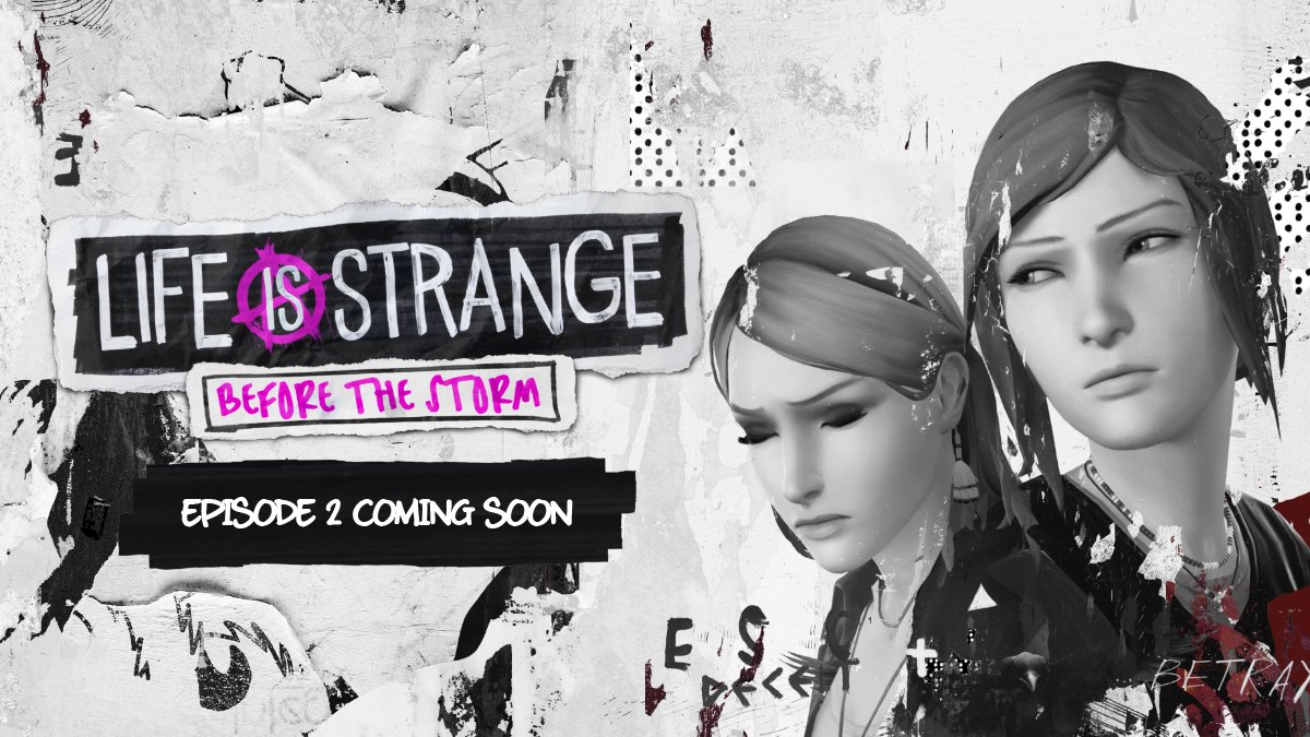 Novo trailer de Life is Strange: Before the Storm revela quando sairá o segundo episódio
