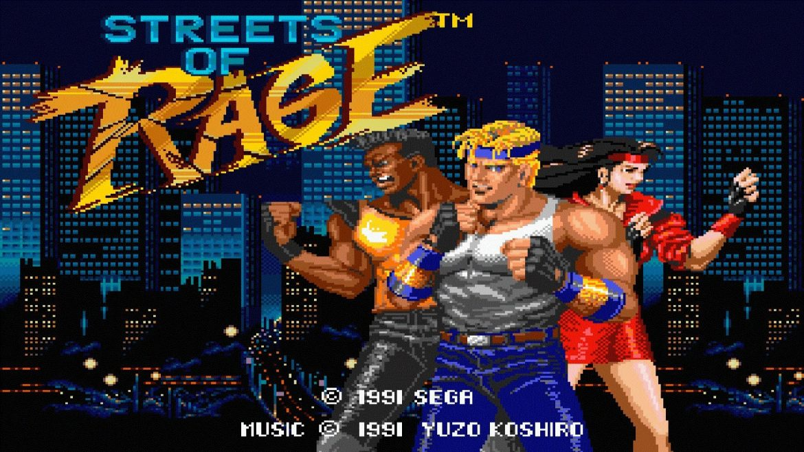 Streets of Rage | Domine as ruas com Axel, Blaze e Adam!