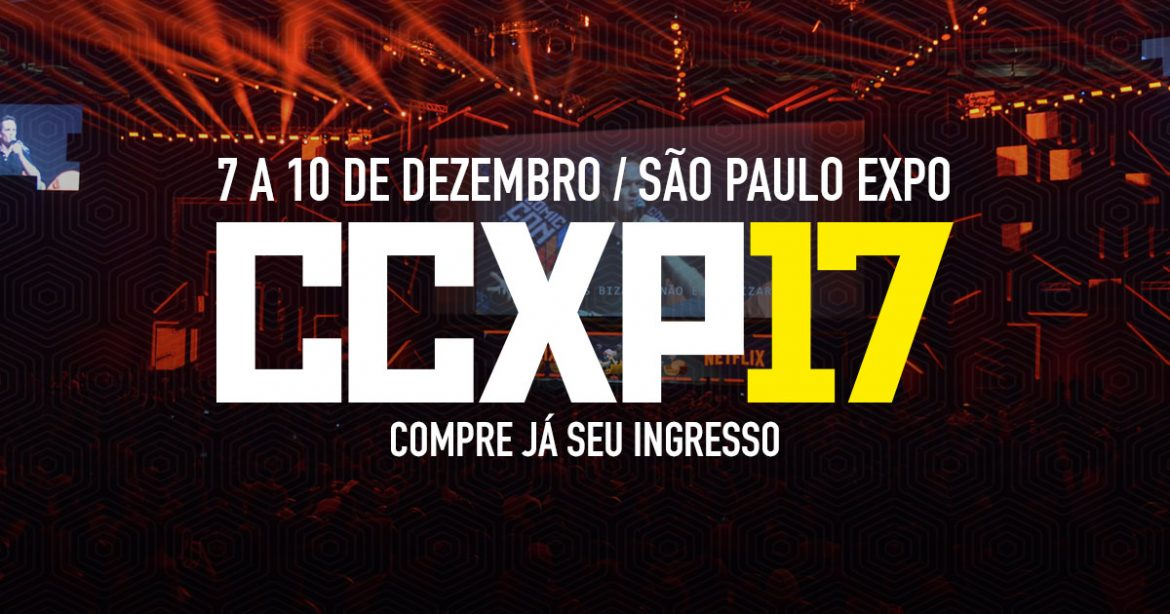 Promo Arena leva o eSports para a CCXP17 com estréia do Flamengo no League of Legends