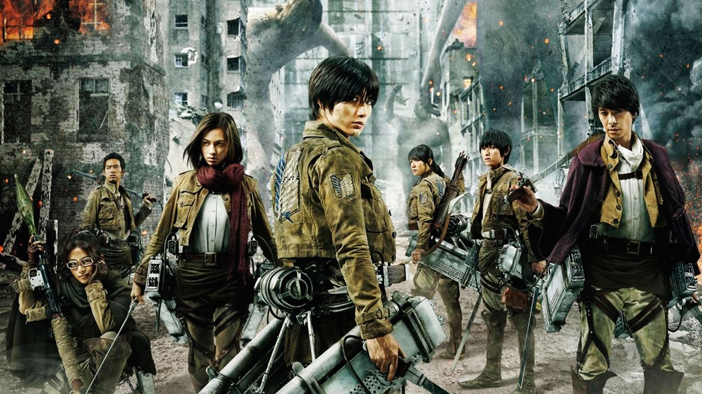 Review | Attack on Titan