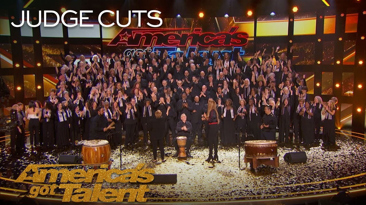 Angel City Chorale canta tema de Civilization IV no America's Got Talent.