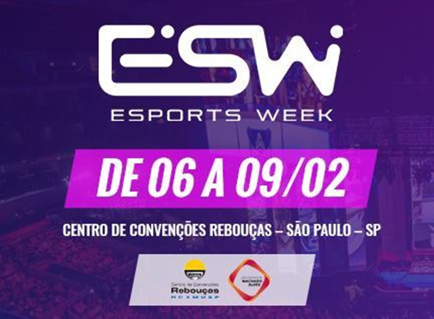 IDM Gaming realiza ativações exclusivas na Esports Week