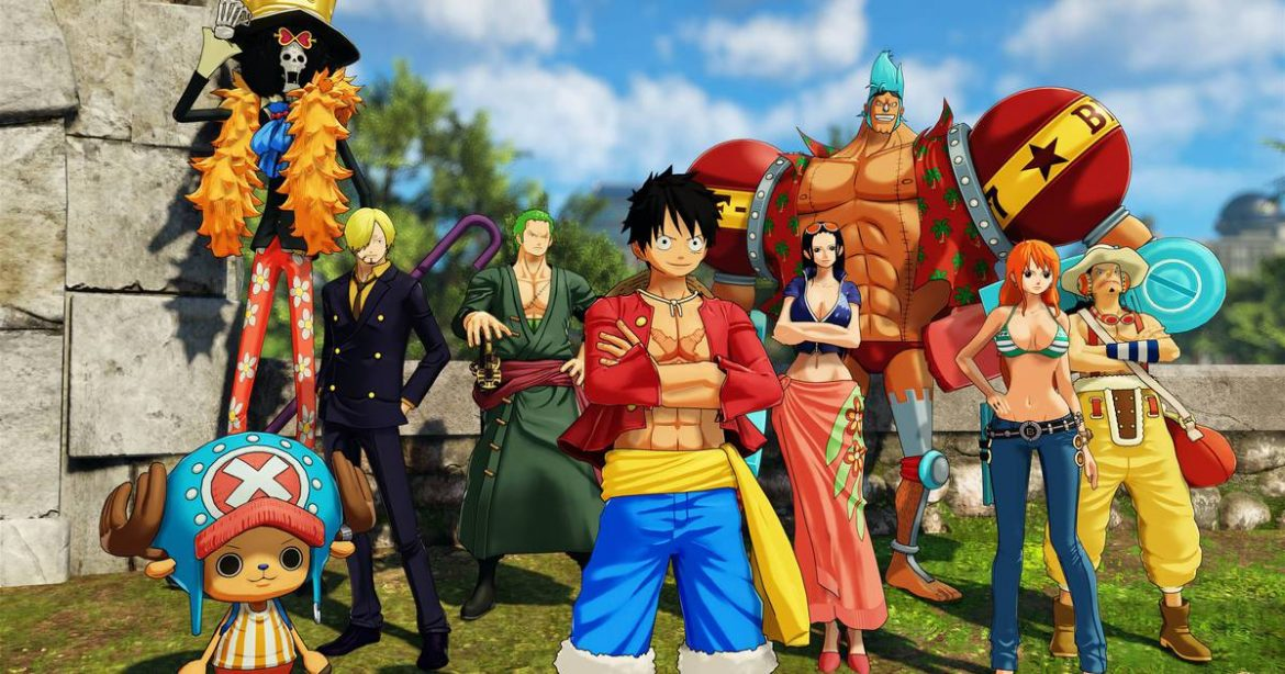 Novo trailer de One Piece: World Seeker destaca Luffy