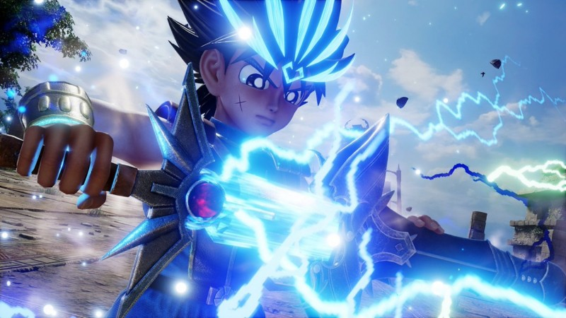 Jump Force tem novo personagem: Dai, de Dragon Quest: The Adventure of Dai