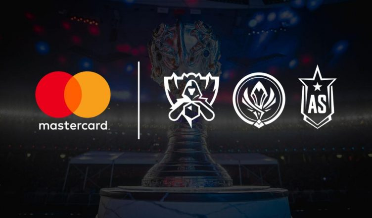 Riot announces Mastercard as global sponsor of LoL Esports