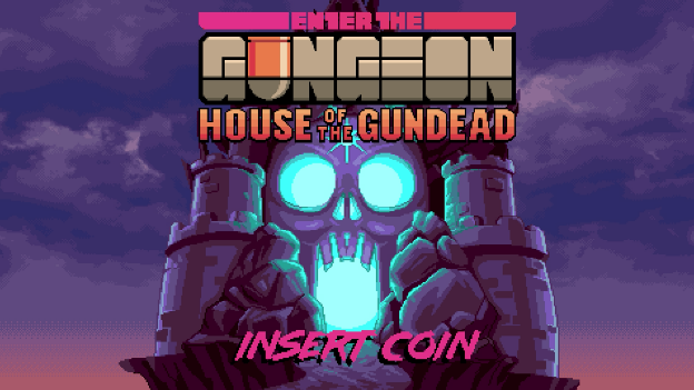 Enter the Gungeon: House of the Gundead - Devolver Digital