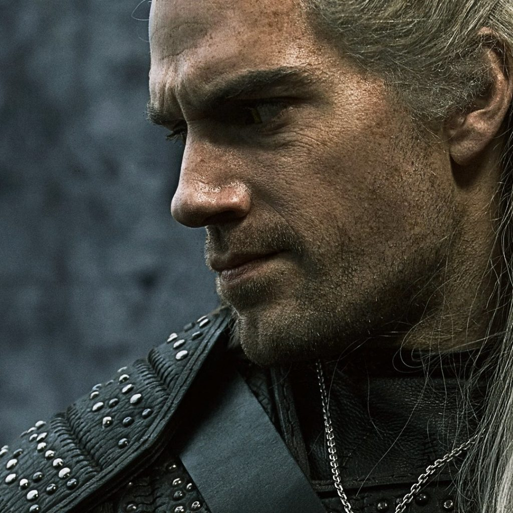 The Witcher Netflix: Geralt