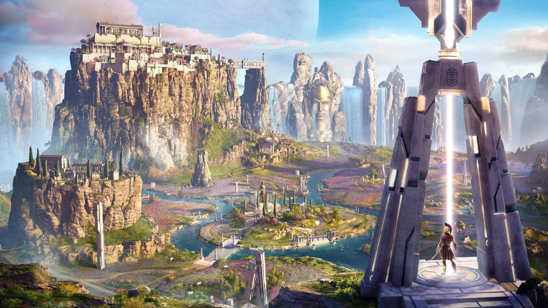 Ubisoft libera o primeiro episódio do DLC: The Fate of Atlantis de graça