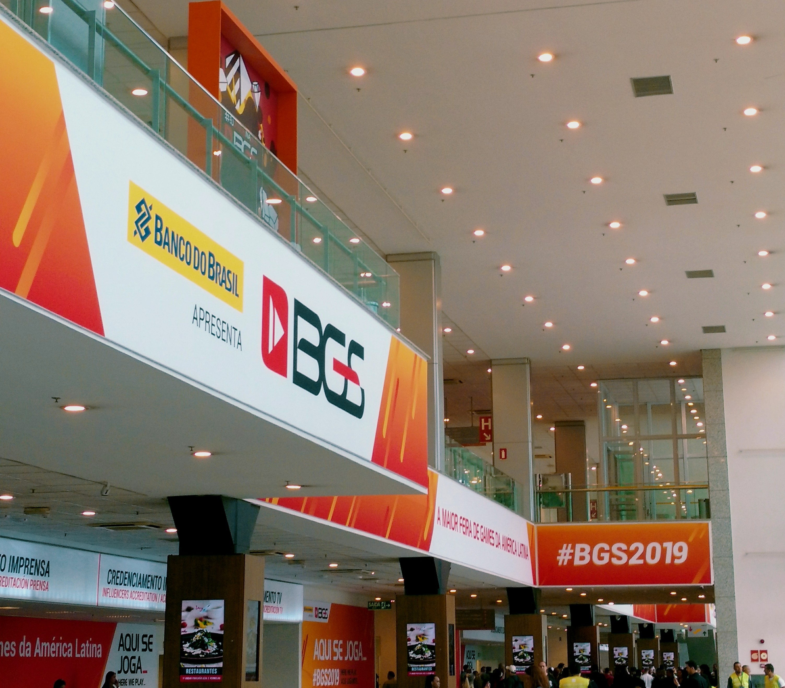 BGS 2019 | Day One